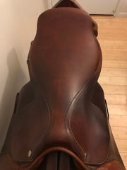 Item #H14C – Hermes Steinkraus 16.5/17, Buttery Soft Supple Leather