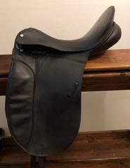 "Item #CT31C - County Competitor 17"" Dressage Saddle"