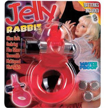 Jelly Rabbit Penisring
