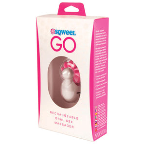 Sqweel GO Oral Sex Massager