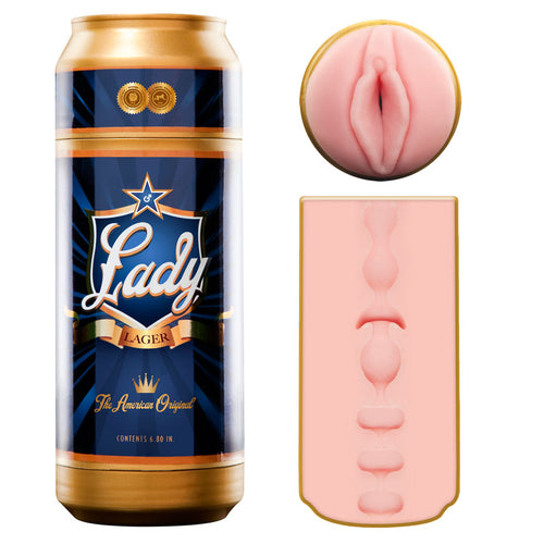 Sex In A Can: Lady Lager