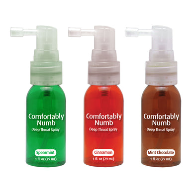 Comfortably Numb Deep Throat Spray - För bättre oralsex