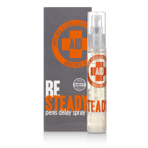 Velv'Or Aid Be Steady Penis Delay Spray