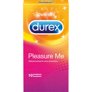 Durex Pleasure Me Kondomer