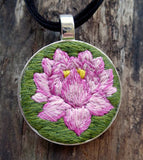 Lotus Blossom Necklace