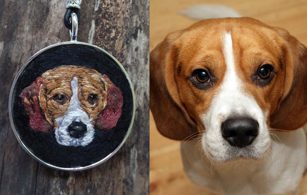 The Beagle Necklace