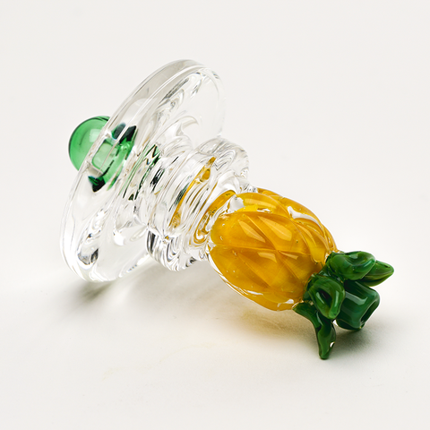Empire Glassworks Pineapple carb cap