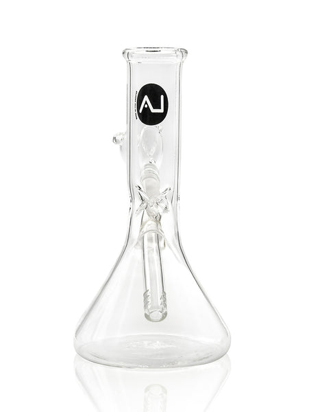 LA Pipes - Beaker Bong with Ice Pinch