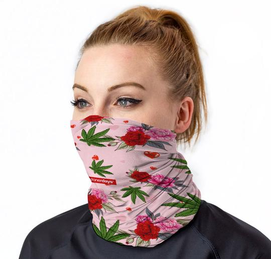 All I Weed Is You Neck Gaiter
