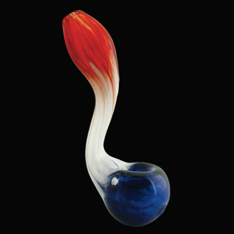 Chameleon Glass - Homeland Sherlock Pipe