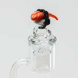 Empire Glassworks - Shrimp Carb Cap