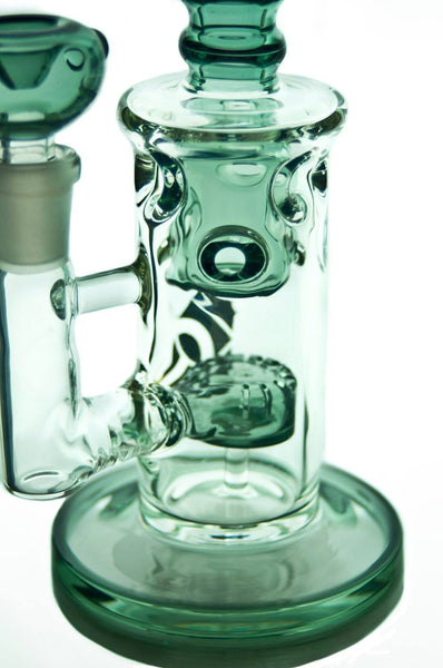 Diamond Glass - Barrel to Swiss Perc