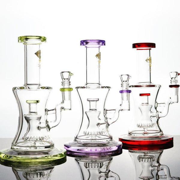 Diamond Glass - Volcano Hourglass Rig