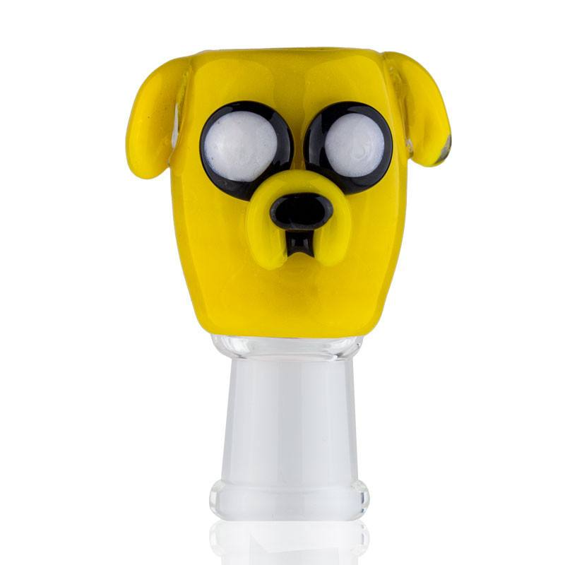 Empire Glassworks - Jake The Dog Oil Dome