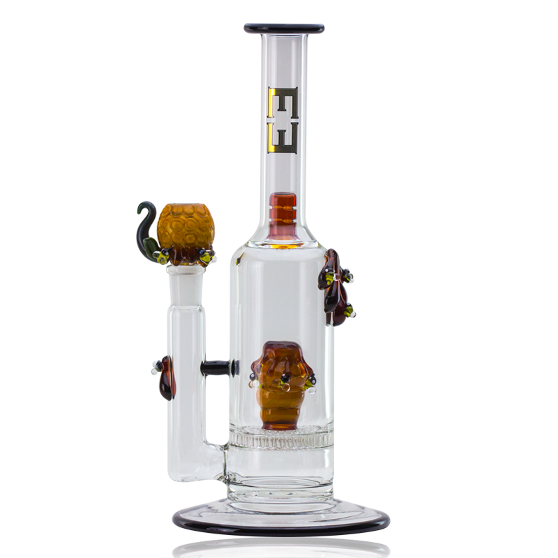 Empire Glassworks - Beehive Straight Tube