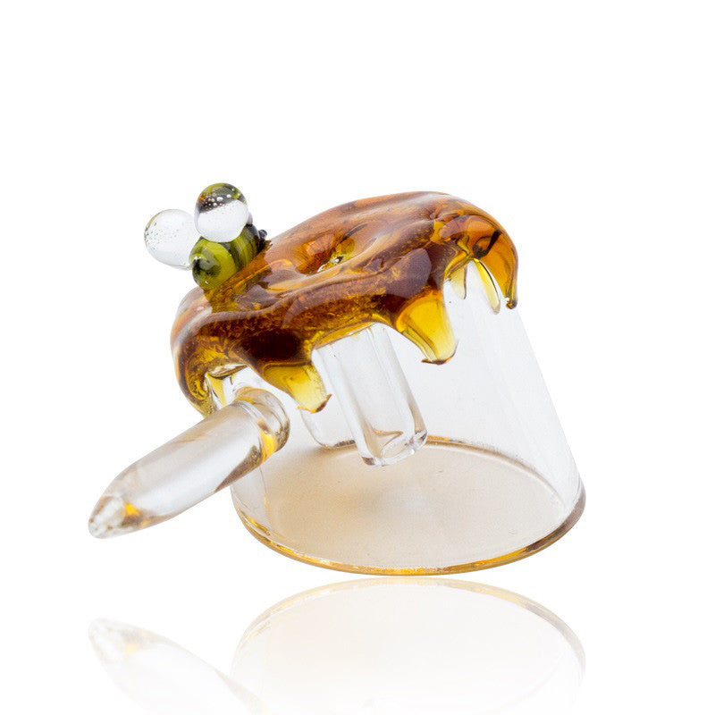 Empire Glassworks - Bumble Bee Carb Cap