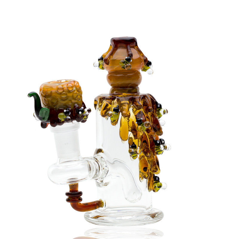 Empire Glassworks | Honeypot Bee Dab Rig