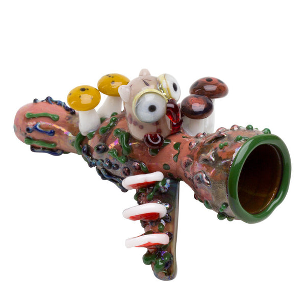 Empire Glassworks - Hootie the Owl Chillum