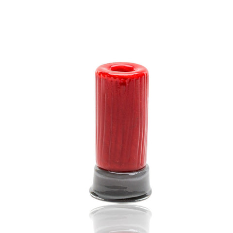 Empire Glassworks - Shotgun Shell Chillum