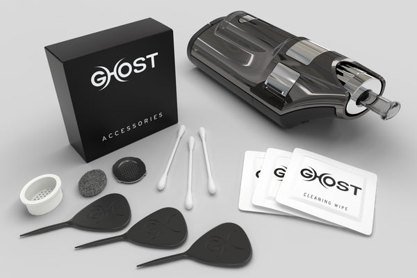 GHOST Vapes - MV1 Herb & Wax Vaporizer