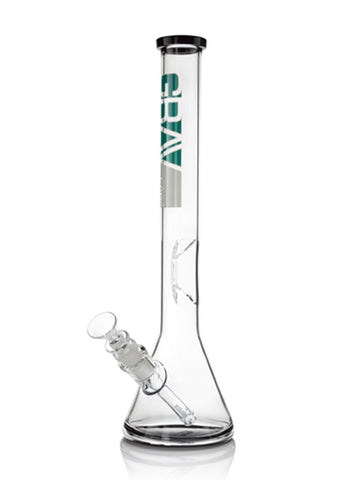 Grav - Beaker Tube with Geometric Ice Pinch 16''