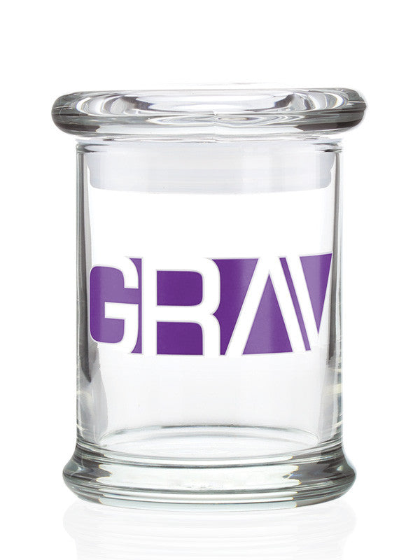 Grav Labs - Stash Jar 12oz.