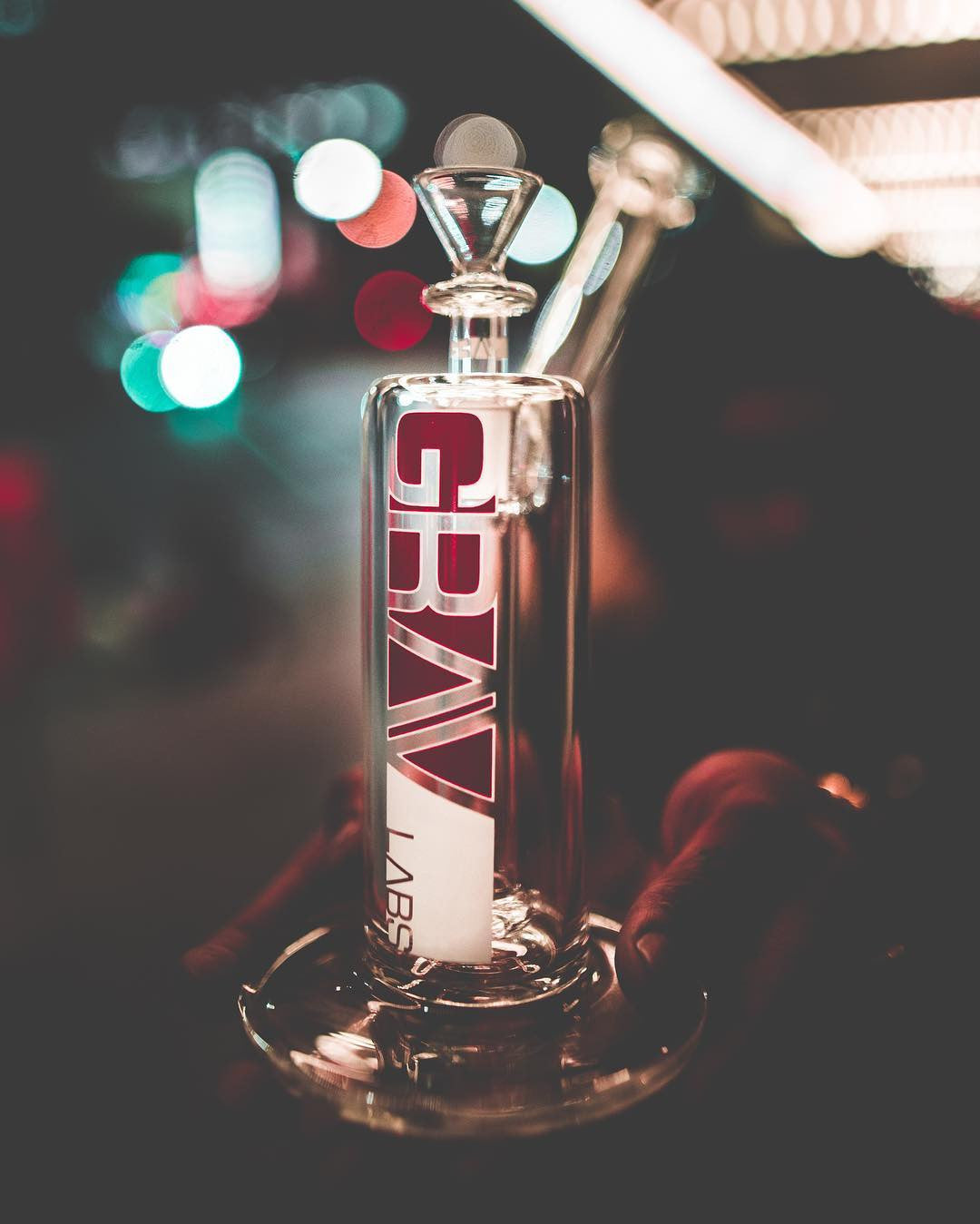 Grav Labs - Upright Bubbler 9''