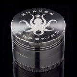 Kraken Grinders 2.2 Solid Color 4 part Grinder