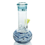 Glassheads - 44mm Wrap & Rake Bubble Bong 8''