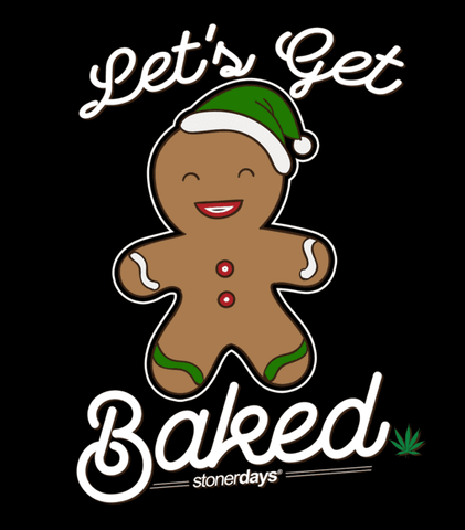 MEN'S LET'S GET BAKED TEE