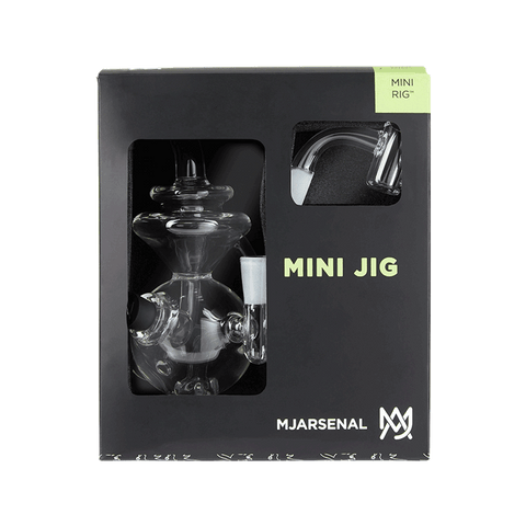 MJ Arsenal - Jig Mini Rig w/ Container
