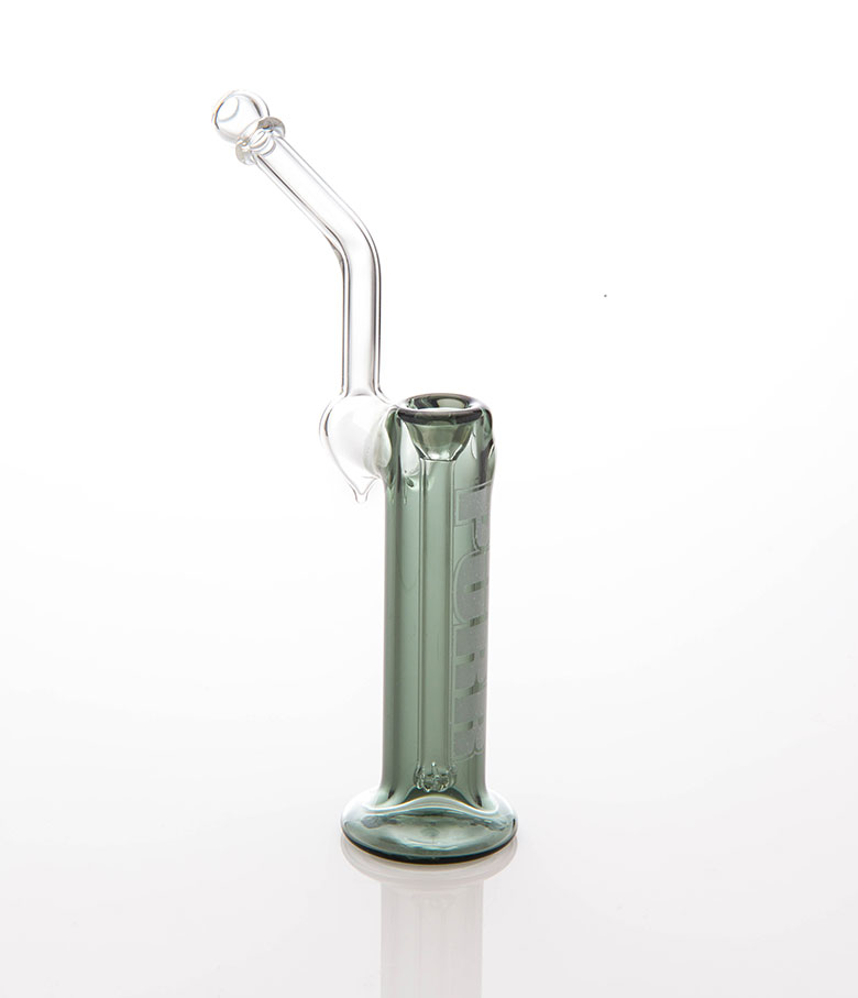 Purr Glass - Slim Sherlock Bubbler