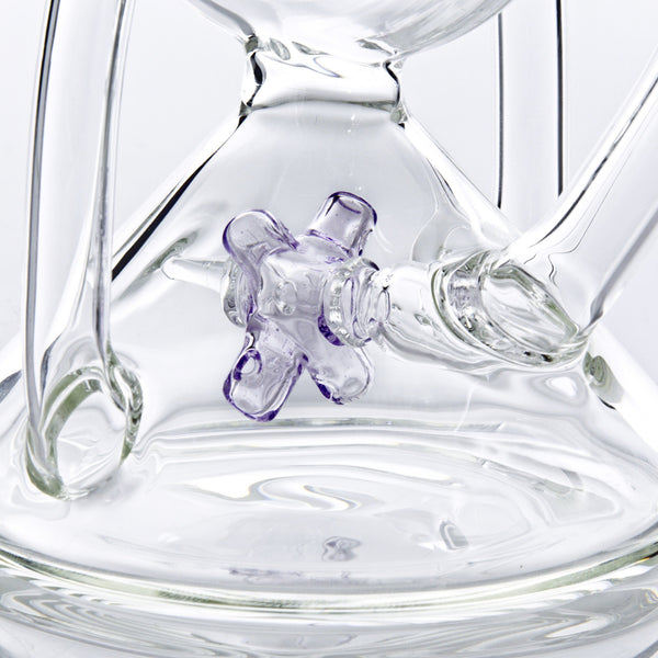 Sesh Supply - Pegasus Crescent Recycler with Propellor Perc