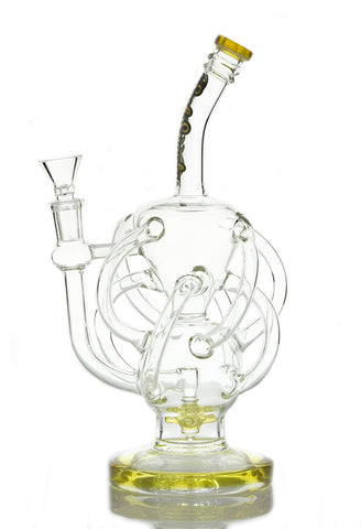Sesh Supply - Medusa Recycler with Propeller Perc