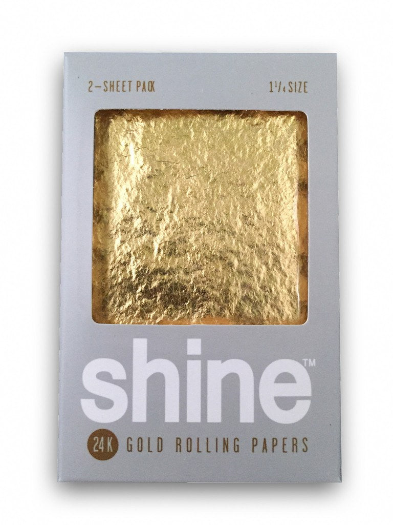 Shine - 24K Gold Rolling Paper