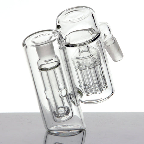 UPC - Showerhead to Tree Perc Double Chamber Ash Catcher