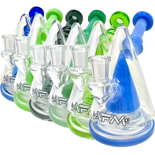 AFM Glass - The Cone Head Rig 7