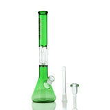 UPC - Platinum Percolated Beaker Water Pipe 14'' - 18''