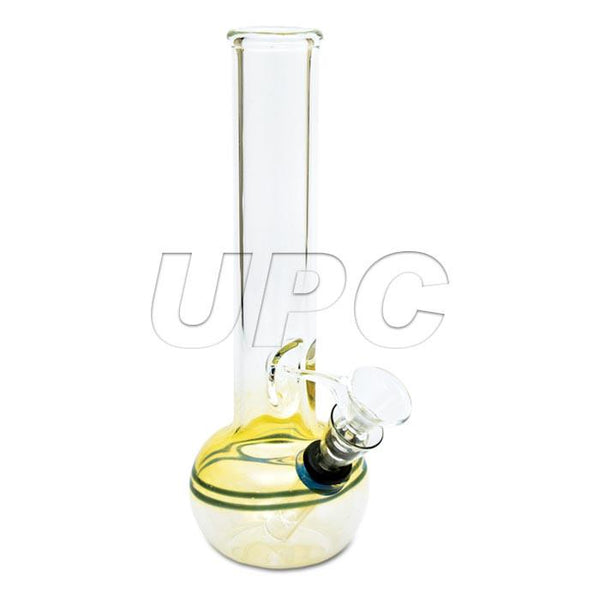 UPC - Fumed Bubble Bong 8''