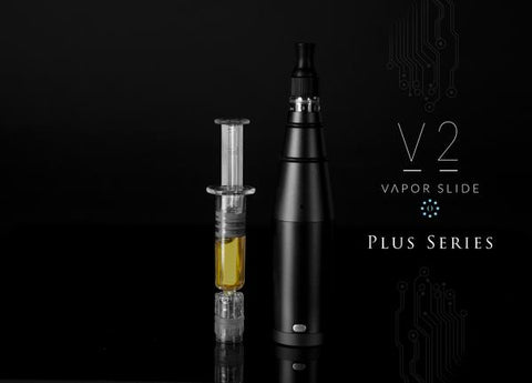 Vapor Slide - V2 Plus Midnight Black