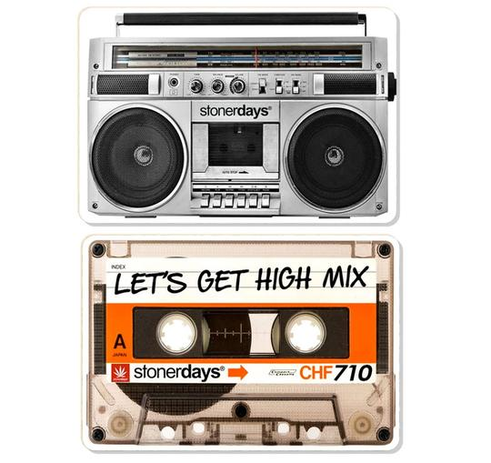 Let's Get High Mix Combo