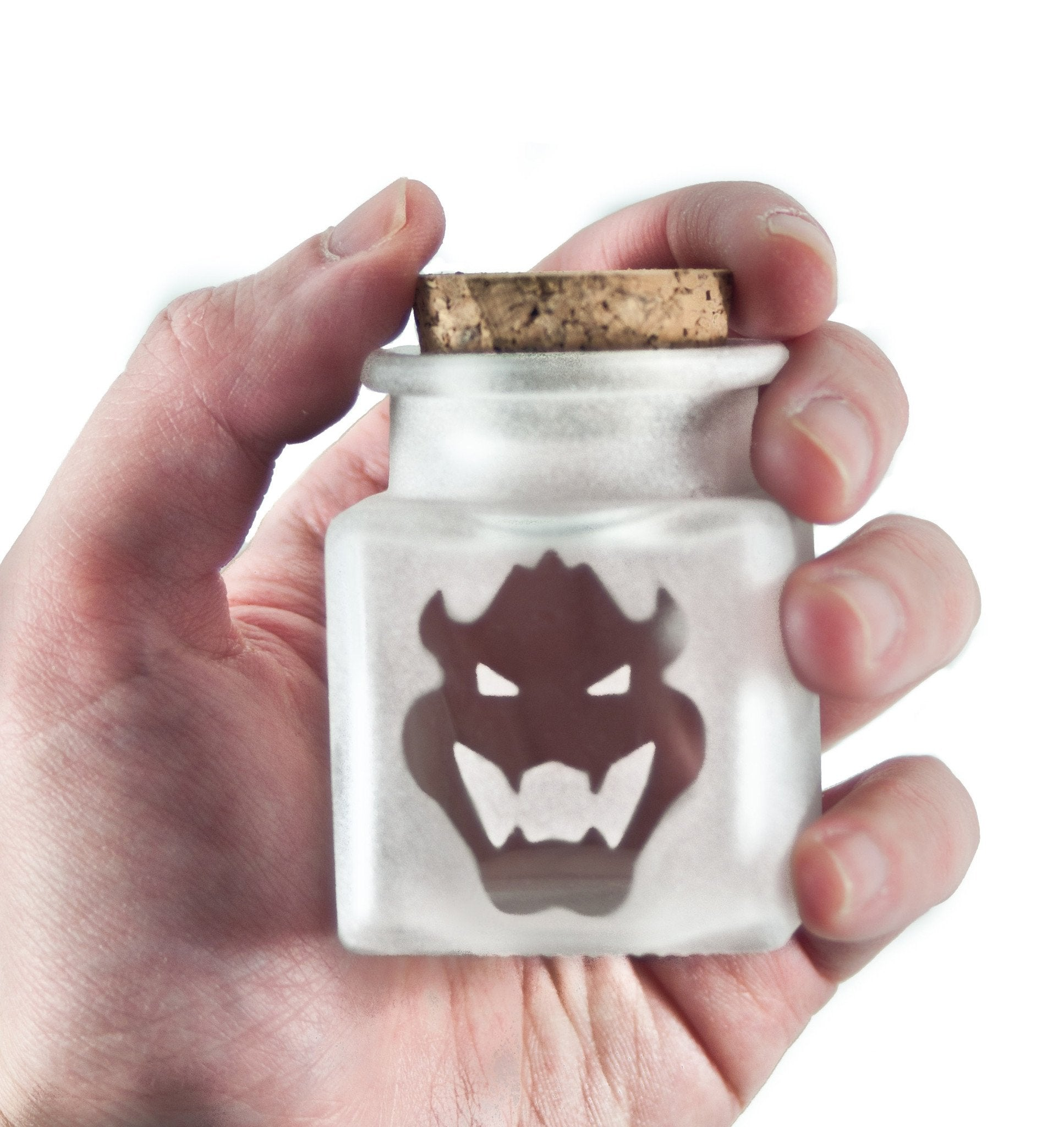 Bowser Stash Jar