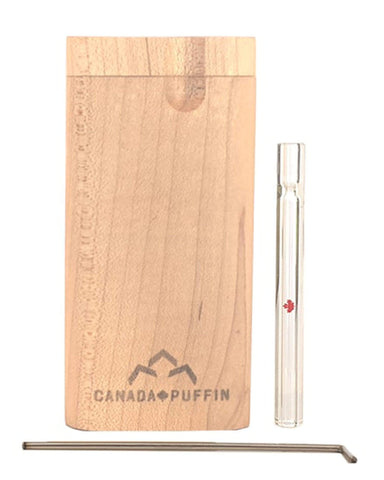 Canada Puffin Banff Dugout and One Hitter