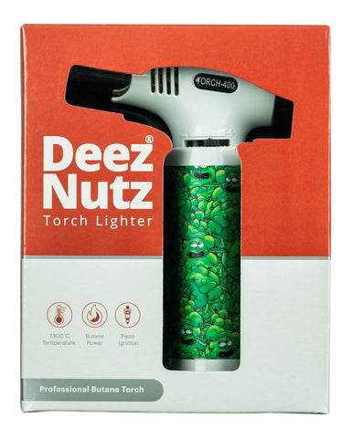 Refillable Butane Torch