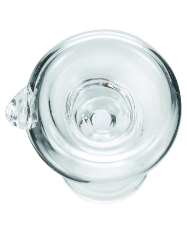 Clear Glass Female Bowl