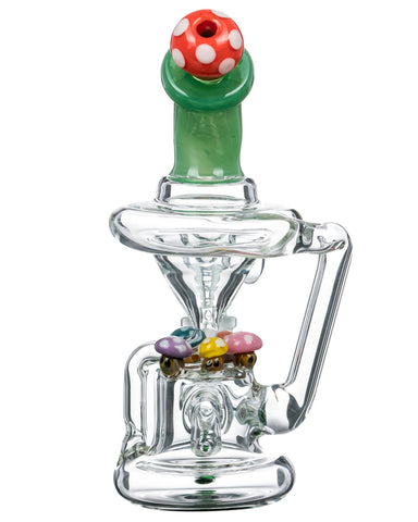 Empire Glassworks - Mushroom Kingdom Recycler