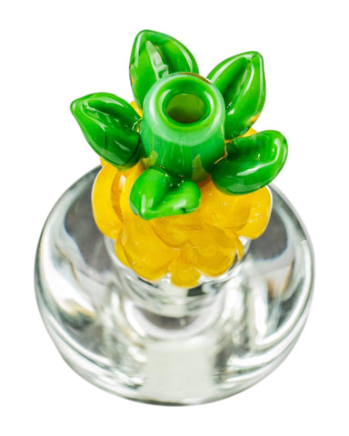 Empire Glassworks  - Pineapple Carb Cap for Puffco Peak