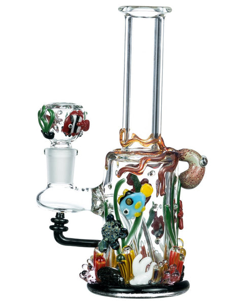 Empire Glassworks - Under The Sea Bong