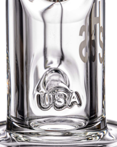 USA branded glass