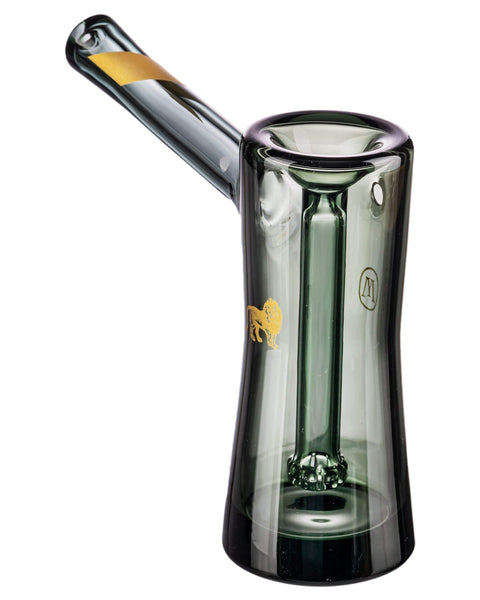 Marley Natural Smoked Series Glass Bubbler
